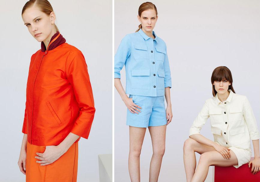 """Looks from the <a href=""""http://www.trade-mark.com/lookbook-Summer-2014"""">spring/summer</a> Trademark lookbook"""