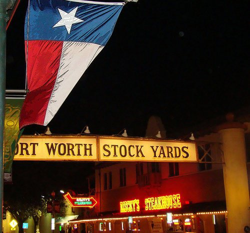 Image via Fort Worth Stockyards/Facebook