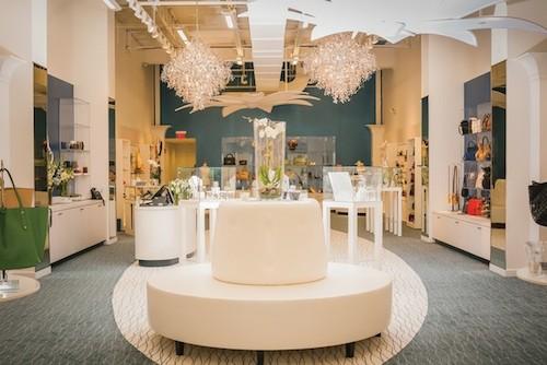 "Photo: Tria Boutique <a href=""ww.wwd.com/footwear-news/retail/chicagos-north-shore-has-a-new-triple-threat-7704685/slideshow#/slideshow/article/7704685/7704686"">via</a> WWD"