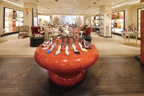 "Image via <a href=""http://www.wwd.com/footwear-news/retail/good-man-inside-josh-schulmans-big-plans-for-bergdorf-7665792"">WWD</a>"