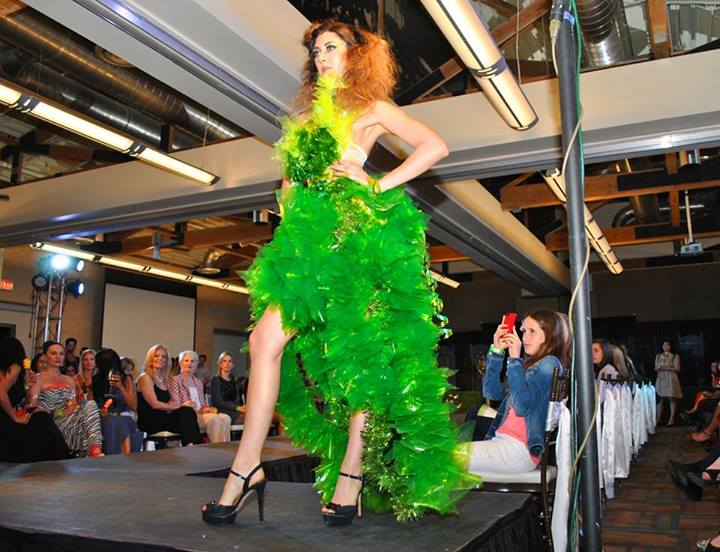 Sustainable Fashion Runway Show
