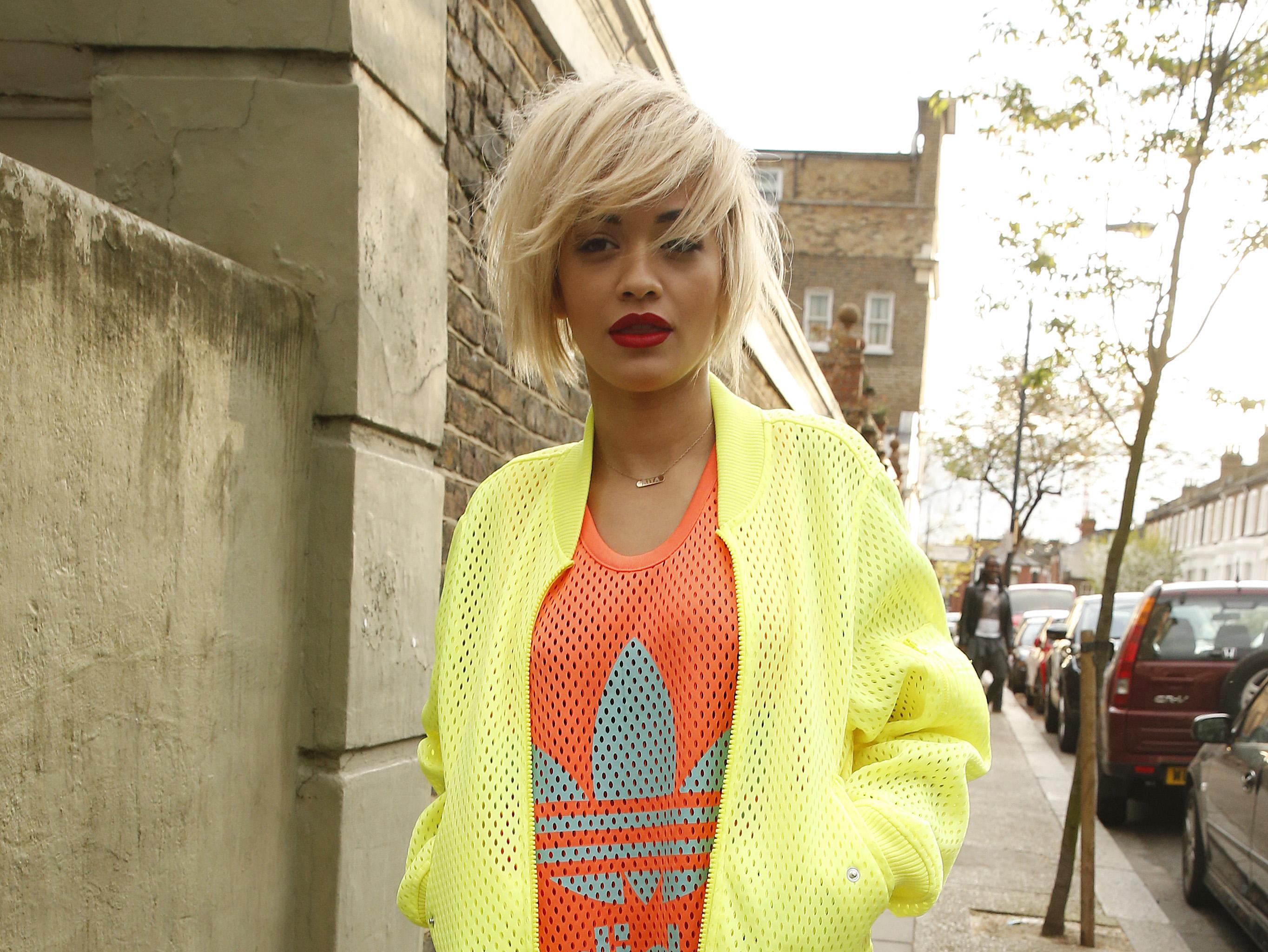 Rita Ora; Image via Getty