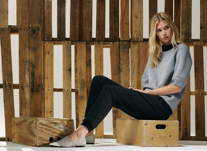 A shot from Tibi's fall 2013 campaign