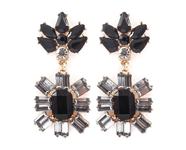 """O My Dahling Earring at Holiday, <a href=""""http://souvenirbyholiday.bigcartel.com/product/o-my-dahling-earring"""">$30</a>"""