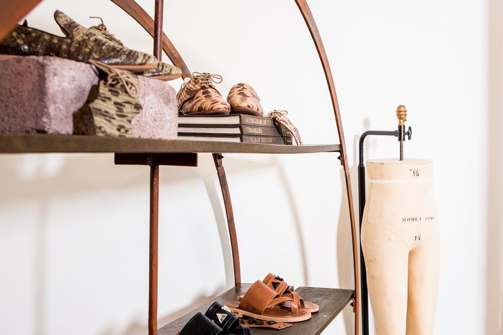 """Photo of Freda Salvador's design studio-slash-boutique by <a href=""""http://aubriepick.com"""">Aubrie Pick</a>"""