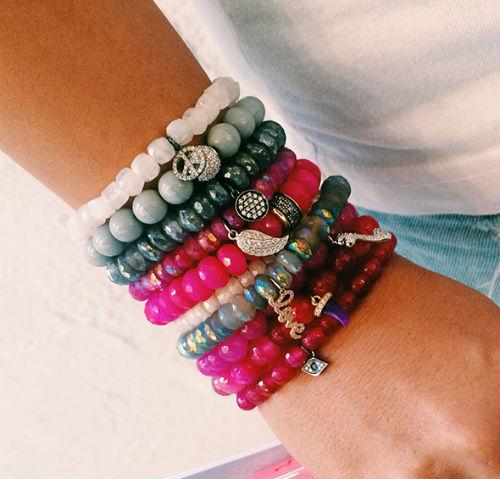 "Image of Sydney Evan bracelets via <a href=""http://blog.neimanmarcus.com/sydney-evan-designer-rosanne-karmes/?ecid=NMZL___XX"">Neiman Marcus</a>"