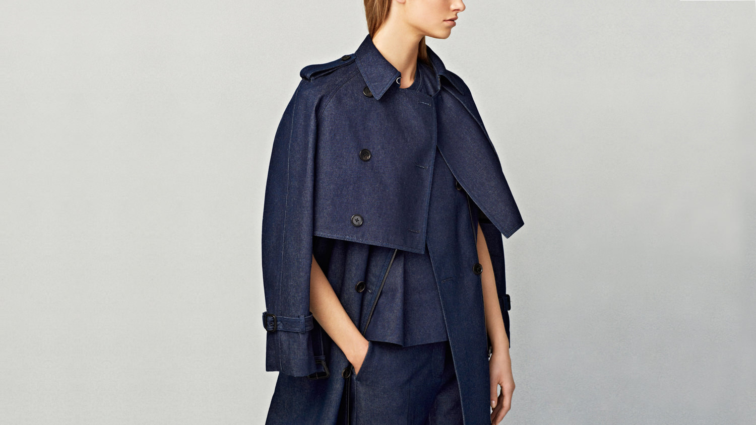 """3.1 Phillip Lim two-piece trench, <a href=""""https://www.31philliplim.com/products/1165"""">$895</a>"""