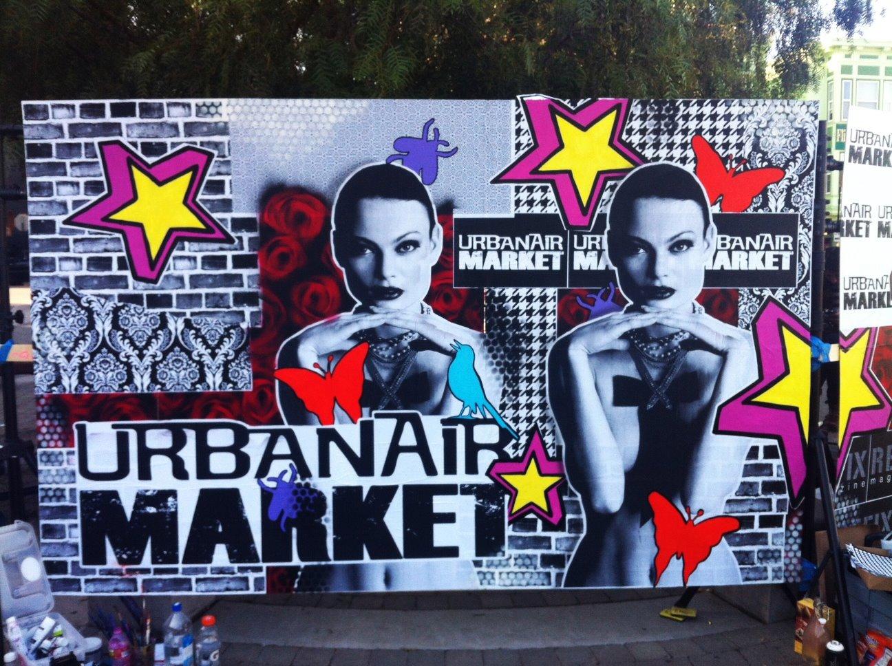 """Photo via <a href=""""http://sf.funcheap.com/spring-urban-air-market-hayes-valley/"""">Funcheap SF</a>"""