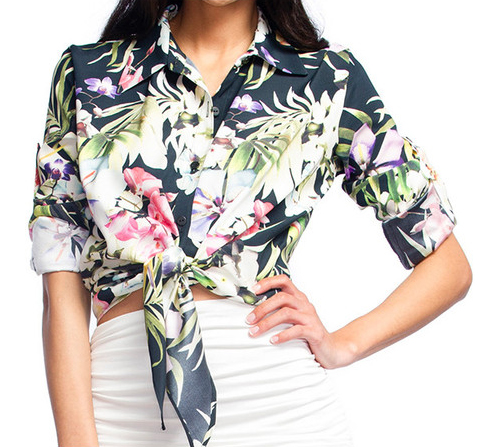 "Daniela Corte Cabana Blouse, <a href=""http://www.danielacorte.com/collections/tops/products/cabana-blouse-1"">$395</a>"