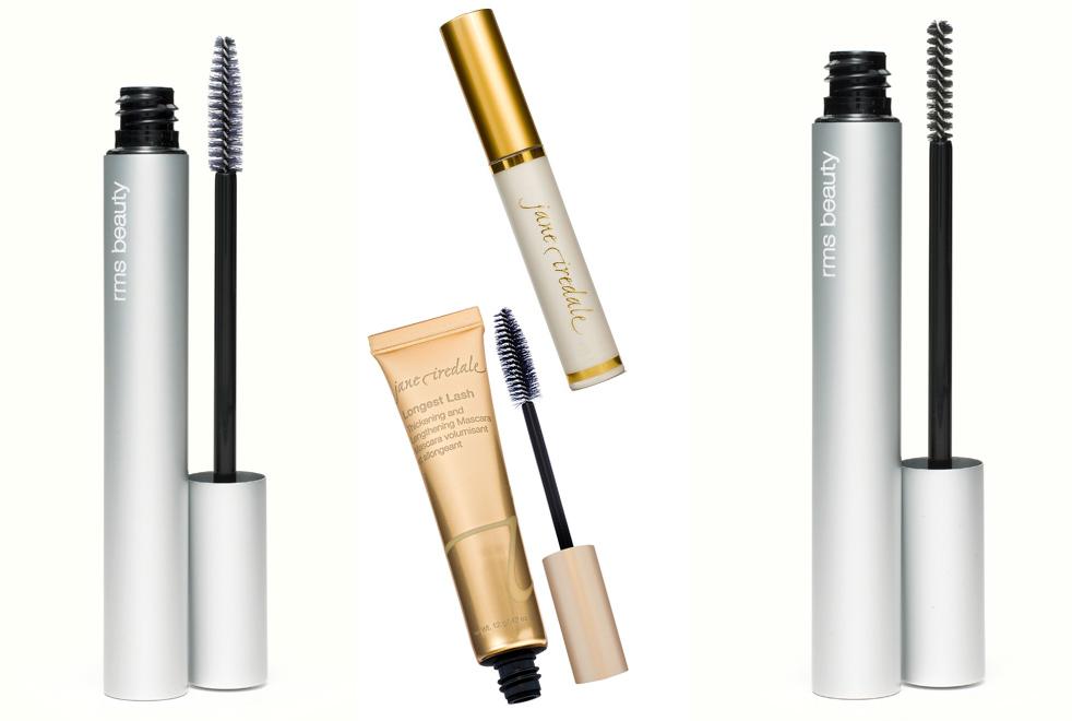 Follain's preferred natural mascaras