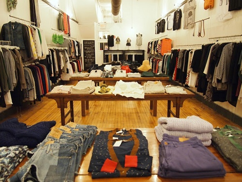 Knit Wit is one of Philly's oldest women's specialty boutiques.