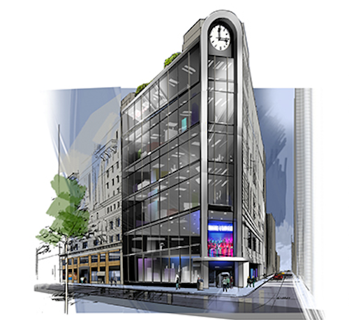 """A rendering of the new store; Image via <a href=""""http://www.jr.com/information/contentb.jsp?contentPath=/Content/media/html/information/thankyou.html"""">J&amp;R</a>"""