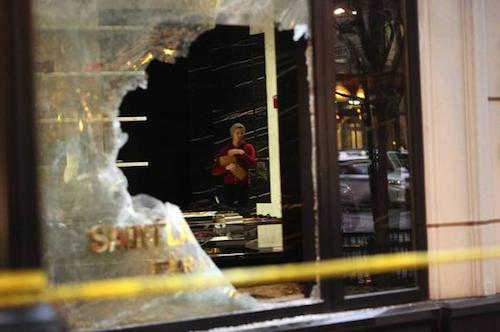 "Photo: <a href=""com/news/local/breaking/chi-saint-laurent-store-in-gold-coast-burglarized-20140404,0,5902226.story"">via</a> The Chicago Tribune"