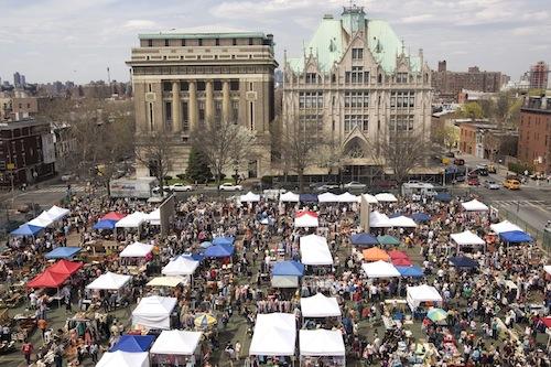 Spring's Returned, As Will Brooklyn Flea's Outdoor Markets