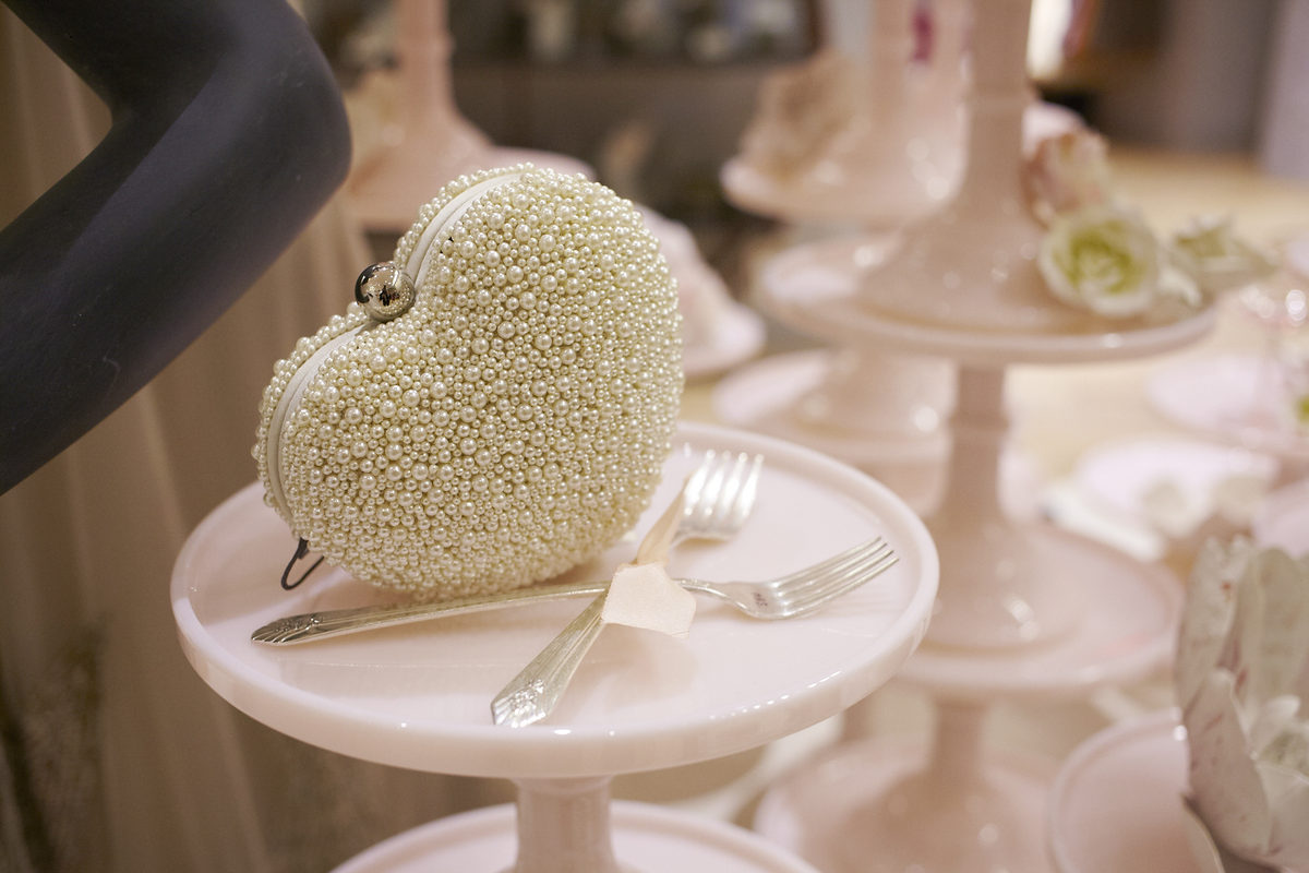 """A view from BHLDN's New York pop-up shop via <a href=""""http://ny.racked.com/archives/2013/10/18/obviously_the_bhldn_bridal_popup_shop_is_gorgeous.php"""">Racked NY</a>"""