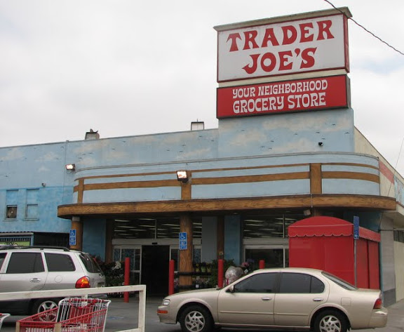 """Trader Joe's Silver Lake. Photo via <a href=""""http://www.theeastsiderla.com/2010/07/silver-lake-trader-joes-grows-but-what-happened-to-those-murals/"""">Eastsider LA</a>"""
