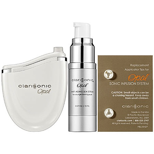 """<a href=""""http://www.sephora.com/opal-sonic-skin-infusion-system-P257102?skuId=1347038"""">Clarisonic Opal Sonic Skin Infusion System</a>, $185, Sephora"""