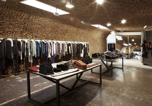 """The Owen store in the Meatpacking District; Photo by <a href=""""http://williamchanphoto.com"""">William Chan</a>"""