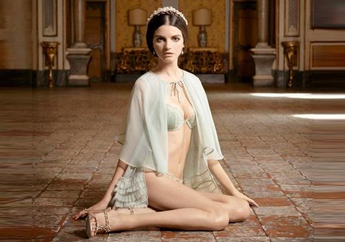 "Find La Perla lingerie at Alla Prima Fine Lingerie (#3 on the map); photo via La Perla/<a href=""https://www.facebook.com/LaPerlaOfficialSite"">Facebook</a>"
