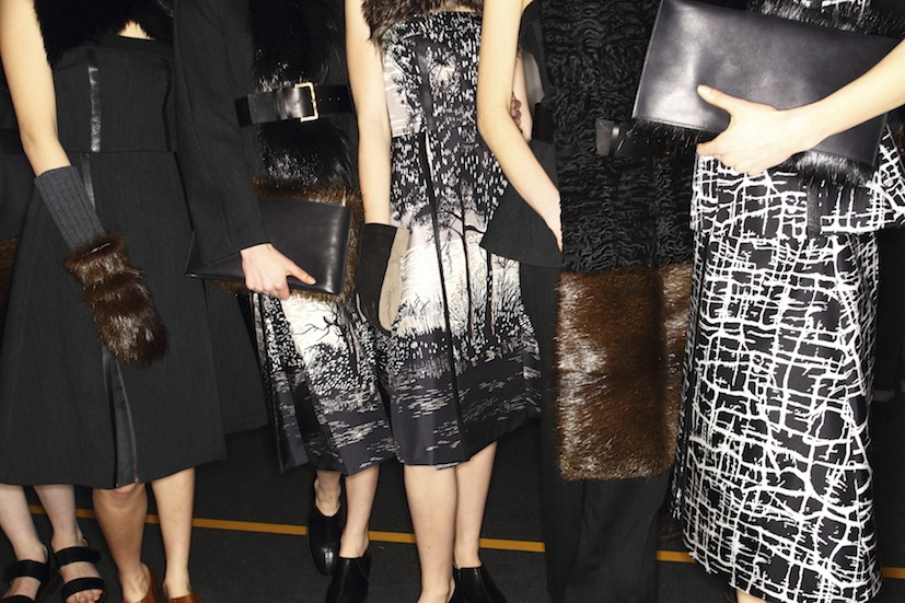 """Marni image via <a href=""""http://www.yourcoffeebreak.co.uk/fashion/26338738497/the-grey-garden-marnis-aw13-collection-in-eerie-new-film/"""">Your Coffee Break</a>"""