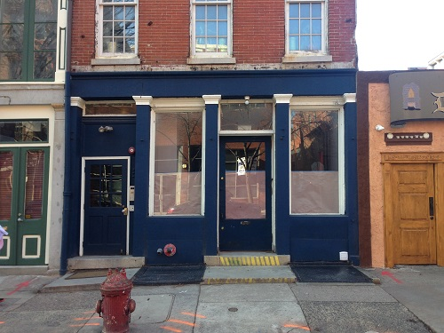 """Hush will take over this recently-vacated storefront in Old City. Image credit: <a href=""""http://www.hushsalon.com/"""">Hush Salon Philadelphia</a>"""