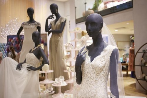 """BHLDN's October pop-up shop in NYC, via <a href=""""http://ny.racked.com/archives/2013/10/18/obviously_the_bhldn_bridal_popup_shop_is_gorgeous.php"""">Racked NY</a>"""