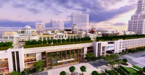 If approved, the Provence will be home to a pair of powerhouse chefs.
