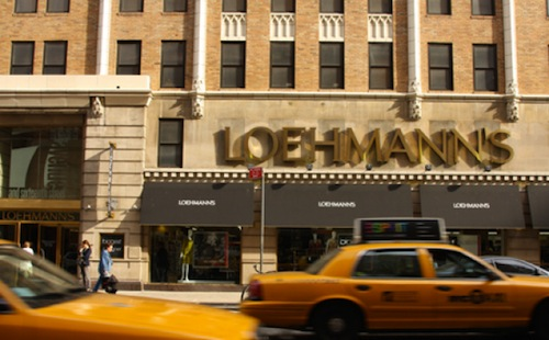 """Loehmann's on Seventh Avenue; Image via <a href=""""http://www.timeout.com/newyork/shopping/loehmanns-3"""">TimeOut</a>"""