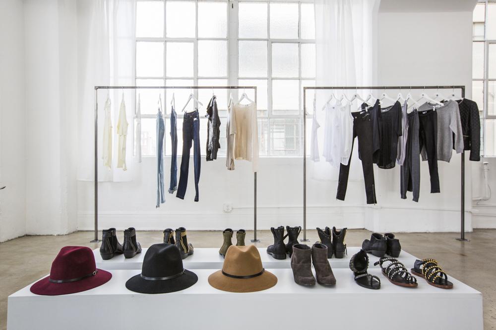 "Anine Bing's LA studio. Photo by <a href=""http://la.racked.com/archives/2014/01/07/elizabethdanielsphotography.com"">Elizabeth Daniels</a> for <a href=""http://la.racked.com/archives/2014/01/07/danish_sensation_anine_bing_walks_us_through_her_la_studi"