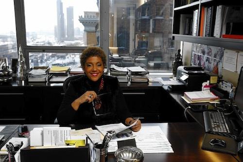 """Photo: Chris Walker, <a href=""""&lt;img%20alt="""" linda_johnson_rice.jpg src=""""http://chicago.racked.com/uploads/linda_johnson_rice.jpg"""" width=""""500"""" height=""""332""""></a>via The Chicago Tribune"""