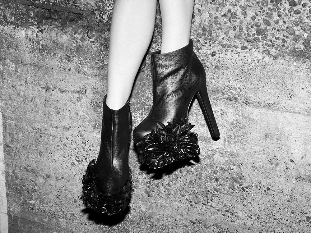 "Lookbook photo by Fiona Pepe via <a href=""http://blog.solestruck.com/the-black-dahlia/"">Solestruck</a>"