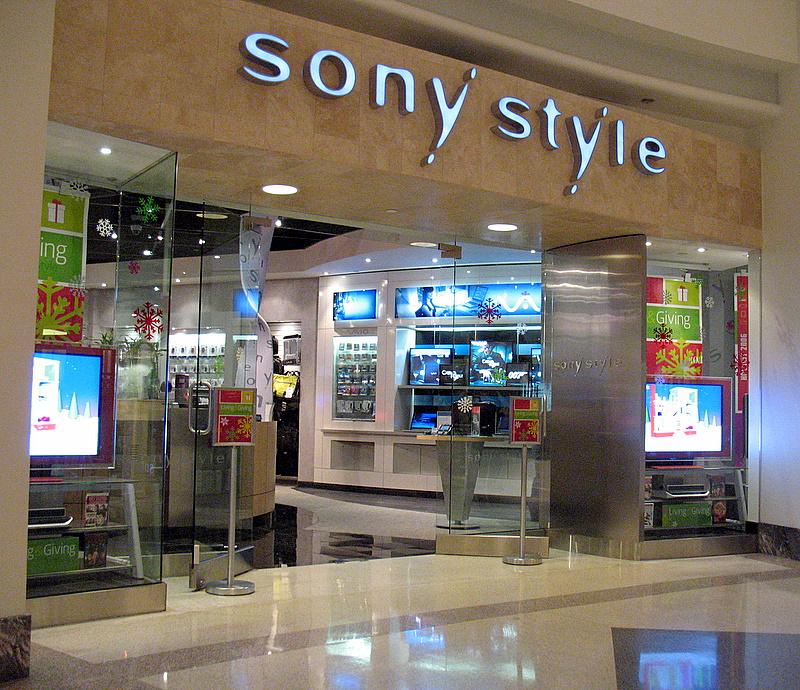 All Sony Stores in Canada are closing down