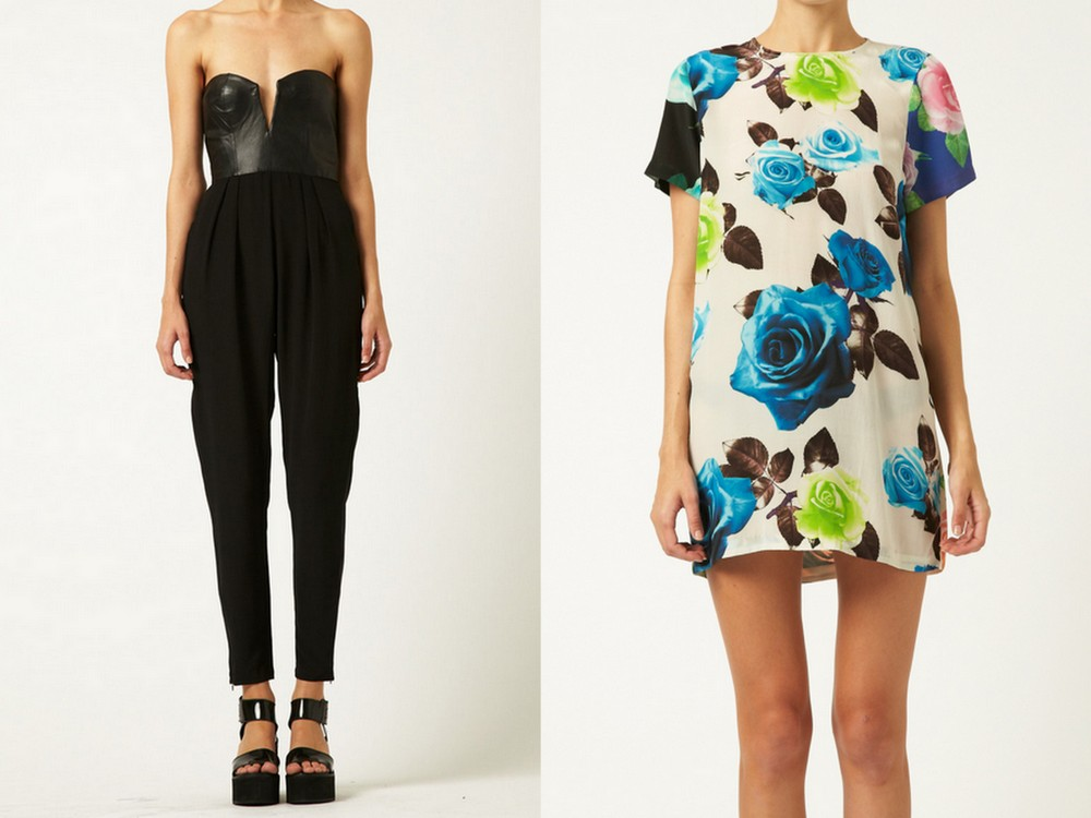 "Dress and jumpsuit coming soon to <a href=""http://miramirasf.com"">Mira Mira</a>"