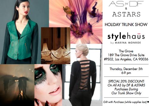 Flyer via Stylehaüs