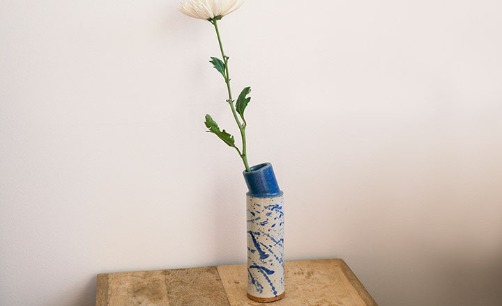 """A Question of Eagles Astral Bent Top Vase, <a href=""""http://ofakind.com/editions/1559-ASTRAL-BENT-TOP-VASE#.Uo4E7GQZZKk"""">$65</a> at Of A Kind"""