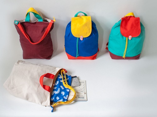 """Pine Street's Omoi is the online place in Philly to shop the travel-friendly <a href=""""http://omoionline.com/index.php/tag/product/list/tagId/145/"""">ALL Knitwear x Baggu</a> collab. Image credit: Omoi Zakka Shop"""
