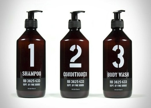 """The <a href=""""http://shop.acehotel.com/product/rudy-s-barbershop-x-davines/"""">Rudy's Barbershop x Davines</a> products at the Ace Hotel"""