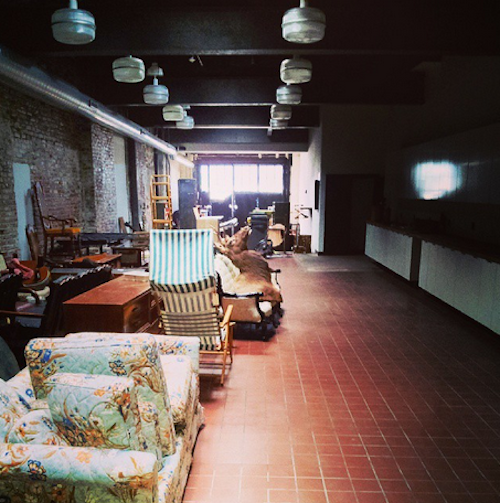 """A sneak peek at Jinxed's newest location. Image credit: <a href=""""http://instagram.com/jinxedstore"""">Jinxed/Instagram</a>"""