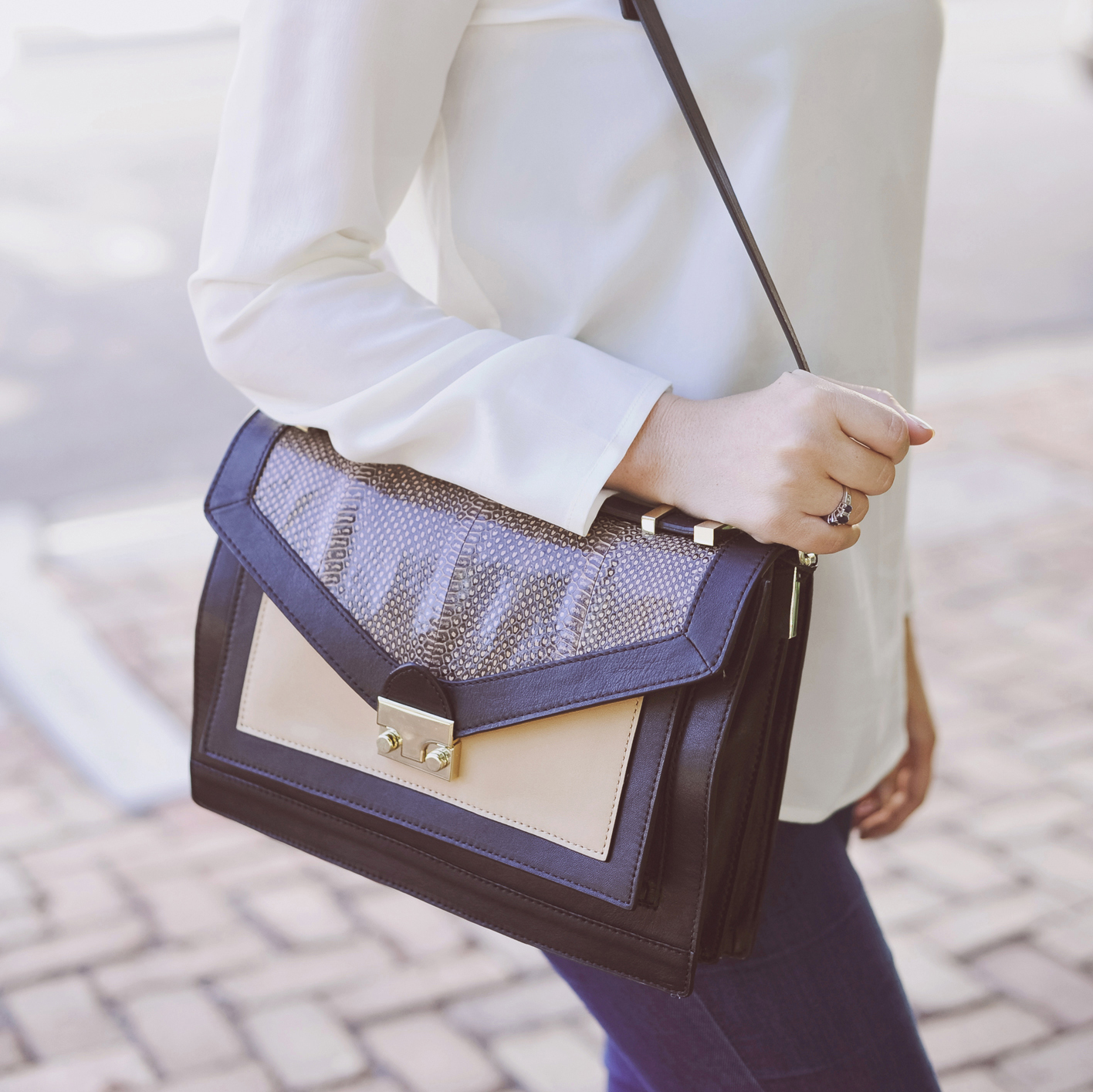 """Loeffler Randall Bag Image Courtesy of <a href=""""http://dc.racked.com/archives/2013/10/01/bishop-boutique-fall2013lookbook.php"""">Bishop Boutique</a>"""