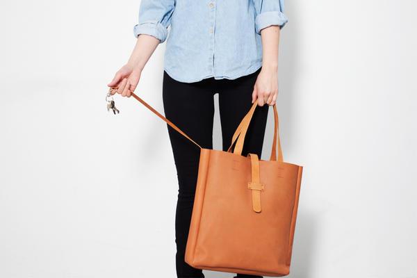 "<a href=""http://www.shop.finelittleday.com/fashion/sandqvist-lisbet-black-1"">Sandqvist Lisbet Tote</a>, $216 at Fine Little Day."