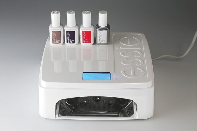 "Image via <a href=""http://www.wwd.com/beauty-industry-news/color-cosmetics/essie-launching-professional-gel-service-7103996?module=Beauty-Color%20Cosmetics-main"">WWD</a>"