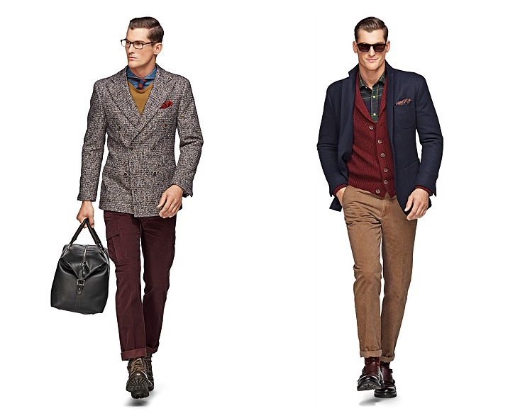 """Looks from Fall 2013 via <a href=""""http://us.suitsupply.com/pre-order/Pre-Order,en_US,sc.html"""">Suitsupply</a>"""