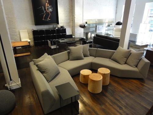"""Image via <a href=""""http://www.houzz.com/photos/3495766/Haute-Living-Showroom-modern-sofas-chicago"""">Houzz</a>"""