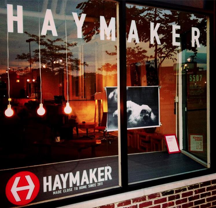"Image via <a href=""http://haymakershop.com/"">The Haymaker Shop</a>"