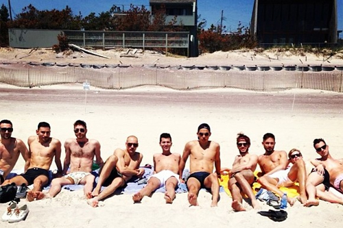 """Image via <a href=""""http://www.fashionweekdaily.com/chic-report/article/fashion-house-what-really-goes-down-on-a-boys-weekend-in-fire-island"""">The Daily</a>"""