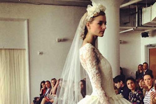 """Image via <a href=""""http://www.brides.com/wedding-dresses-style/wedding-dresses"""">Brides</a>"""
