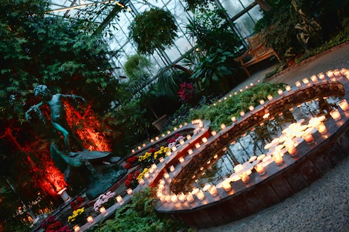 The Fairmount Park Horticultural Center. Image credit: Stephen Starr Events