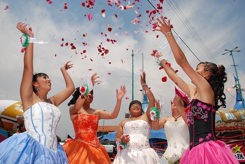 """One way to celebrate your fifteenth. Image via Flickr/<a href=""""http://www.flickr.com/photos/eneas/4528325145/sizes/m/in/photolist-7U9Rit-7UU7gU-7Uy11A-7Ni28S-7yktFu-7MYxgf-8ZhknE-9EyqUx-bRauiv-9v8XTv-9v8Wf2-ayaXL9-aE941S-bpqWYU-bCkSev-ay8fFt-ayaXcw-"""