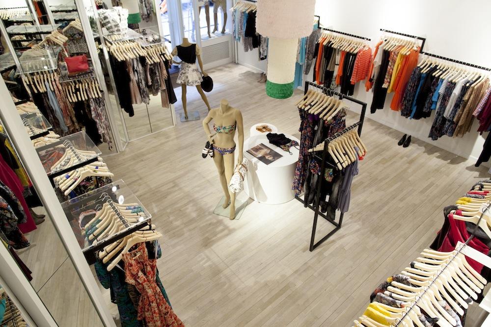 Zimmermann's current store. Photo by Brian Harkin