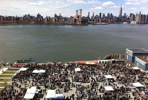 """Image via the <a href=""""http://www.brooklynflea.com/markets/williamsburg/"""">Brooklyn Flea</a>"""